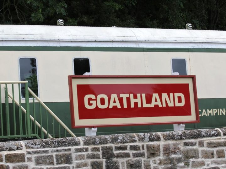 ...as for example here at Goathland.