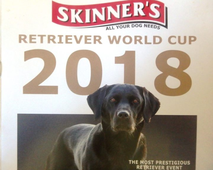 The Skinner's Retriever World Cup 2018 took place at Hampstead park (Berkshire).