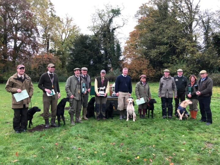 After 2 fantastic days on the 6th/7th 2019 in Ampton here the results: 1st: Mr D Marx's Lockthorn Ziva 2nd: Mr M Rolland's Leacaz Isle of Rum at Cardy 3rd and gun's choice: Mr T O'Hares Burrendale Ace 4th: Mr TN Brain's Amancio Tirpitz of Flypatch CoM: Mr A Holmes' Tagabea Pippin of Riverrush CoM: Miss LC Latham's FTCh Beiley's Aguzannis of Fendawood, handled by Mr D Latham CoM: Mrs RJ Coley's FTCh Flagonhall Hermes of Waterford. Congratulations to all!
