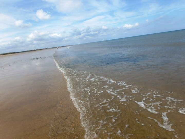 Redcar & Cleveland's coastline is one of the longest unbroken stretches of beach in the United Kingdom.