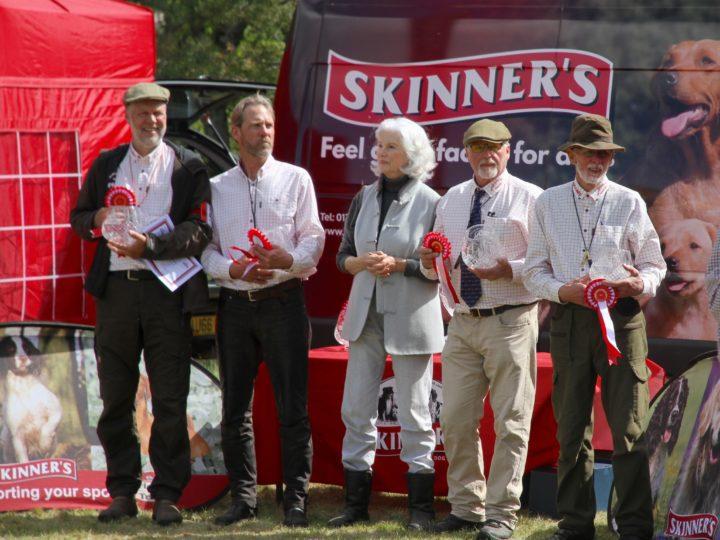 Congratulation to the winner Denmark (1028 pts) - top team and top dog (J.J. Henriksen)...