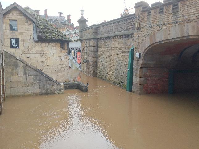...flooding...