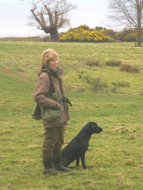 March 2016: Open-trainingsweekend by Highseas Gundog in Suffolk. Phantastic ground, phantastic retrieves, phantastic company!